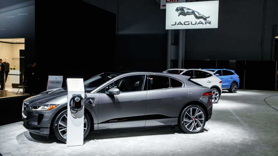 Jaguar Land Rover Will Invest In EV Production In UK