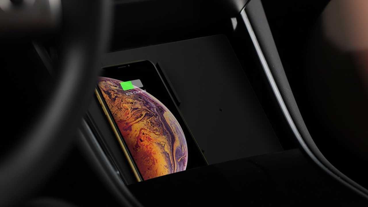 Jeda Model 3 Kablosuz şarj cihazı