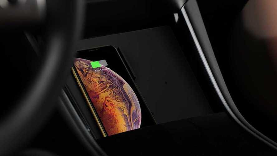 Jeda Model 3 Wireless charger