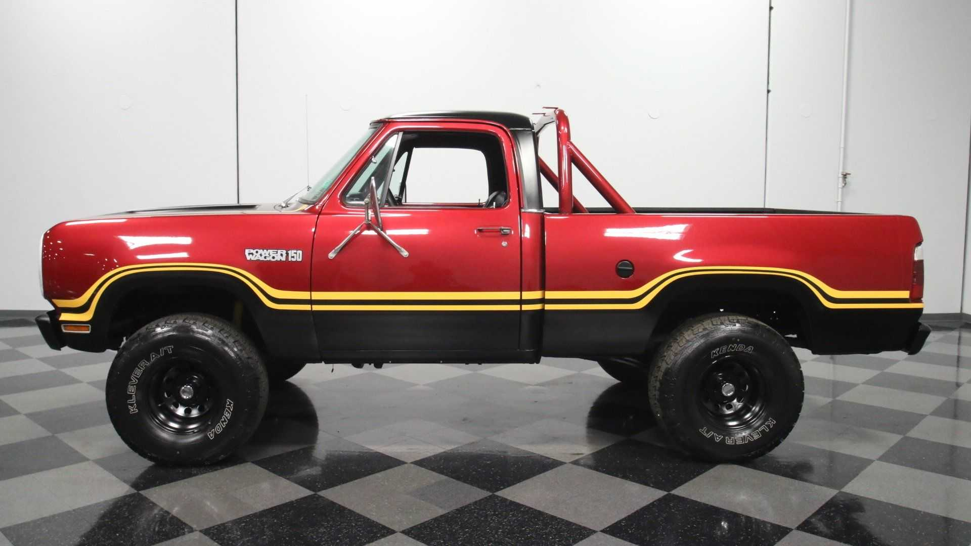 "[""Rule All The Trucks With A 1978 Dodge Power Wagon""]"