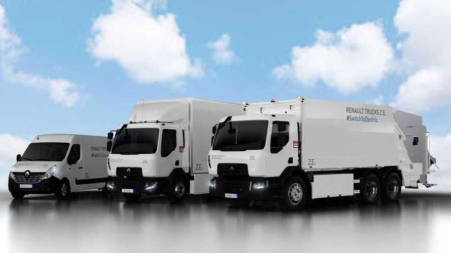 Renault Trucks. La risposta è la mobilità elettrica