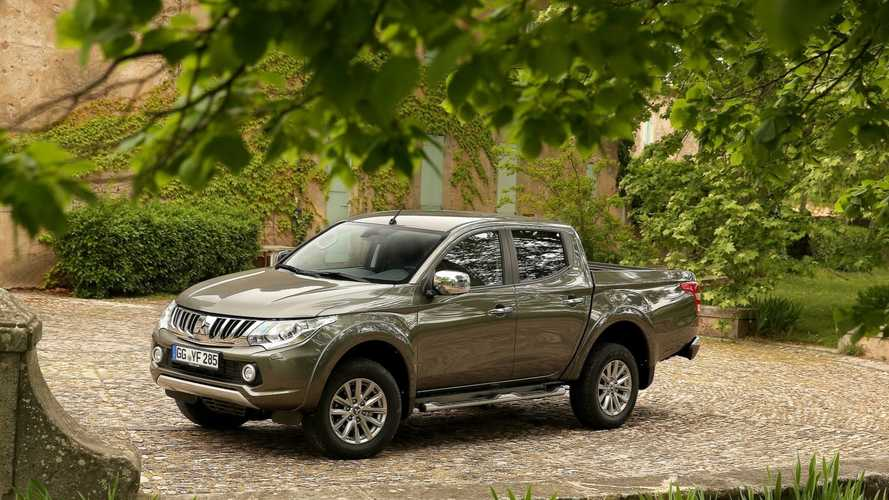 2019'ün Pick-Up lideri Mitsubishi