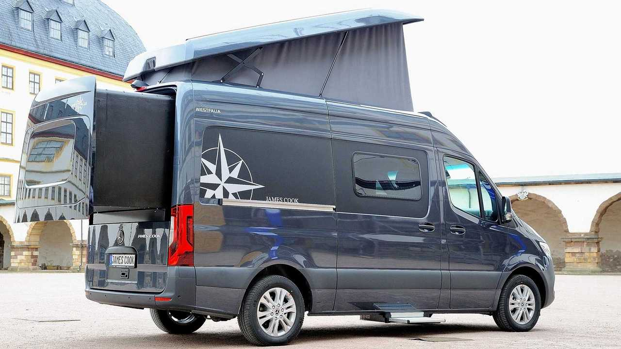 Westfalia James Cook