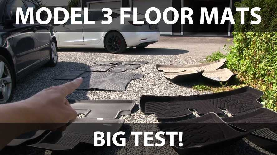 Tesla Model 3 Floor Mats: In-Depth Analysis (Video Review)