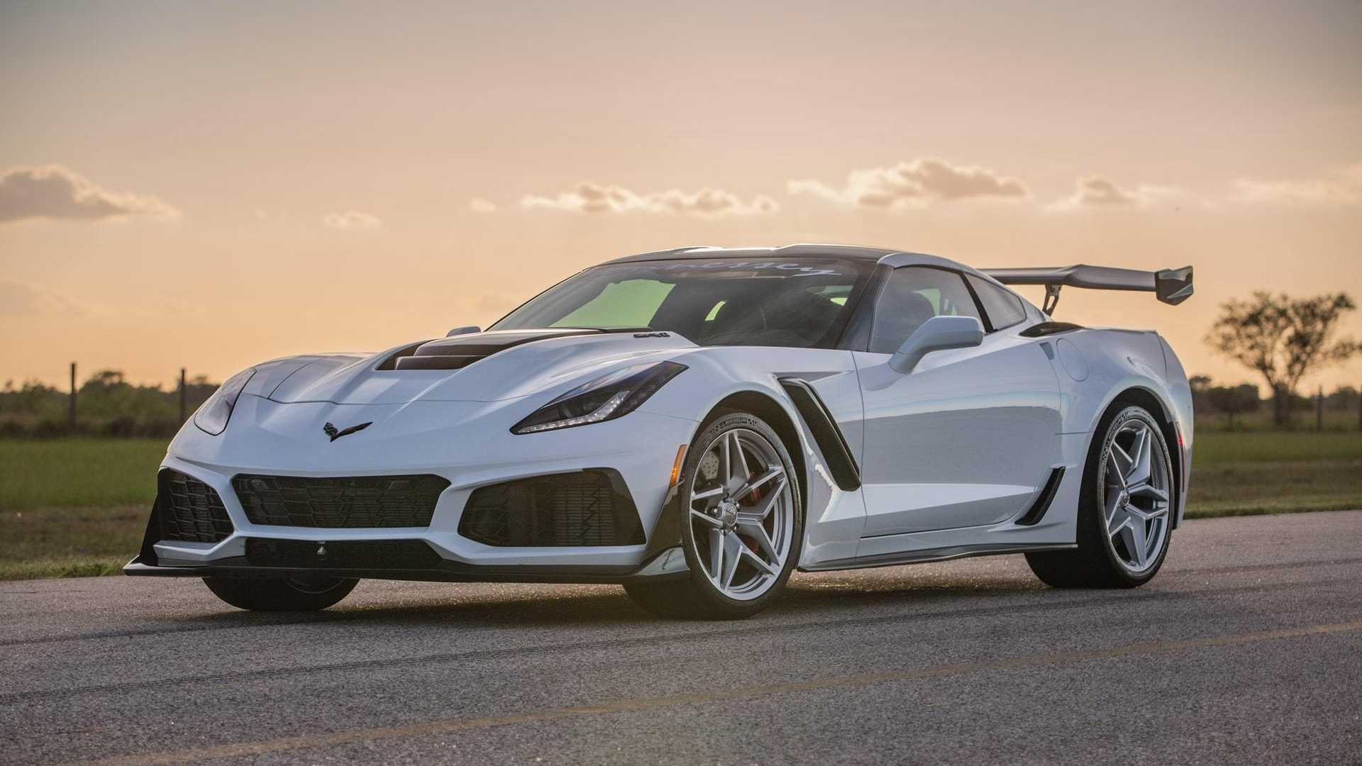 Corvette C7 Zr1 >> Behold The 1 200 Horsepower Chevy Corvette Zr1 From Hennessey