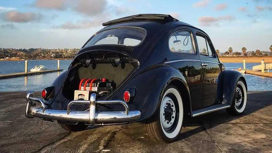 Los coches clásicos de Zelectric Motors, convertidos en eléctricos