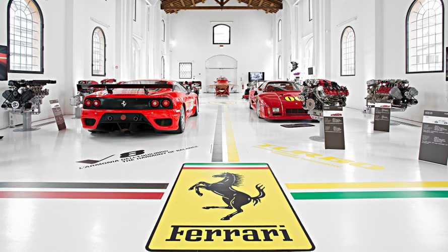 Where Did The Ferrari logo Come From?