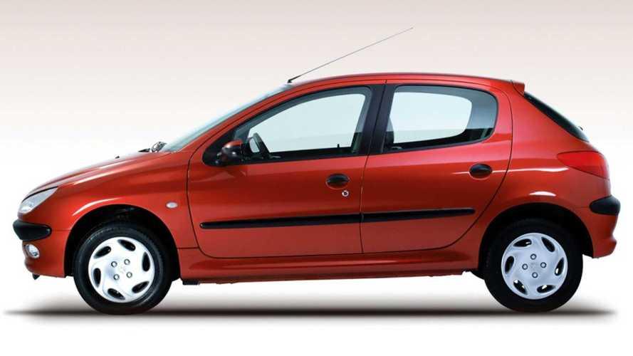 ¿Comprarías un Peugeot 206, nuevo, por 5.200 euros?