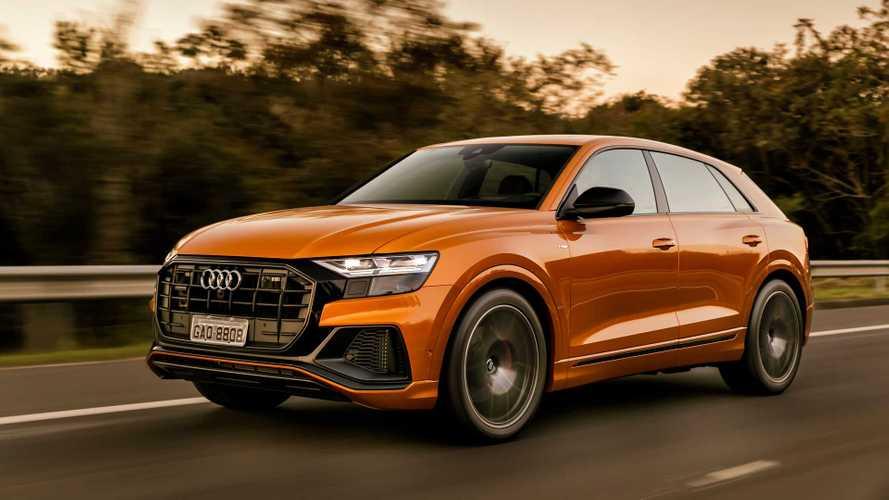 Primeiras impressões: Audi Q8, a aposta na alta sociedade