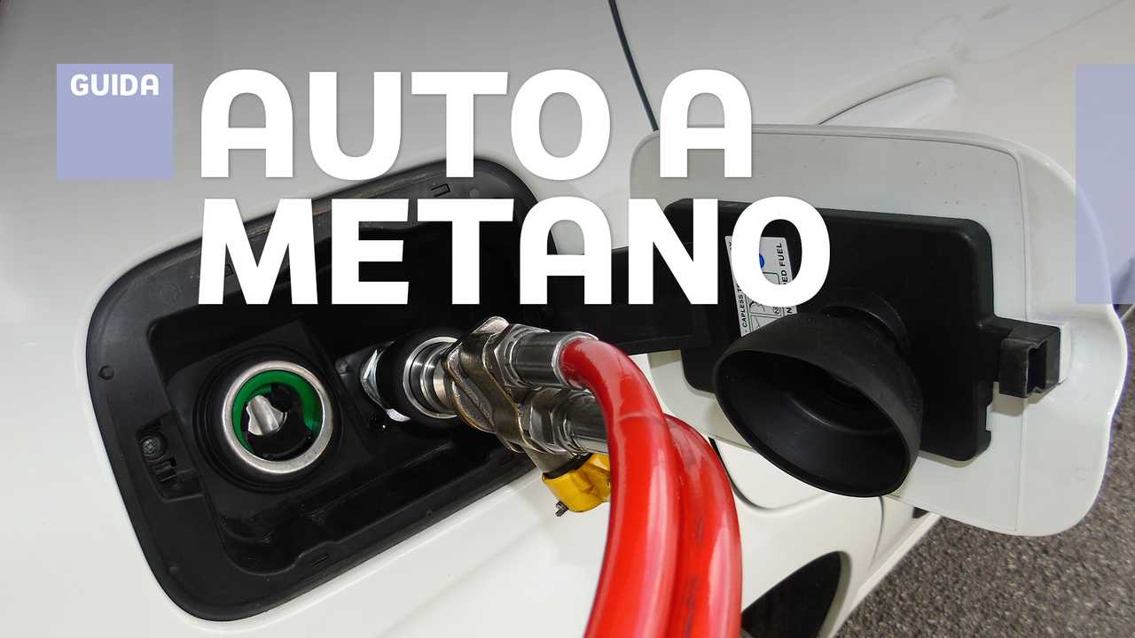 Auto a metano, la guida 2019
