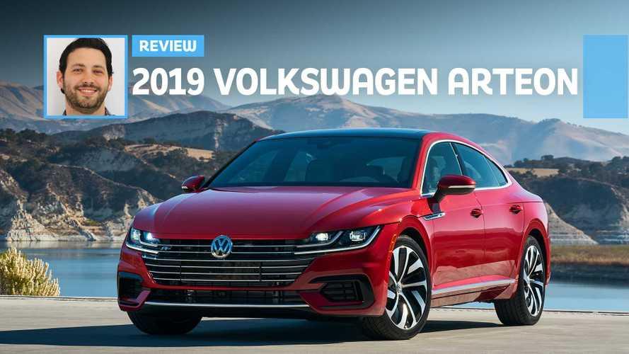 Is The 2019 Volkswagen Arteon The Best Near-Luxury Sedan Available Today?