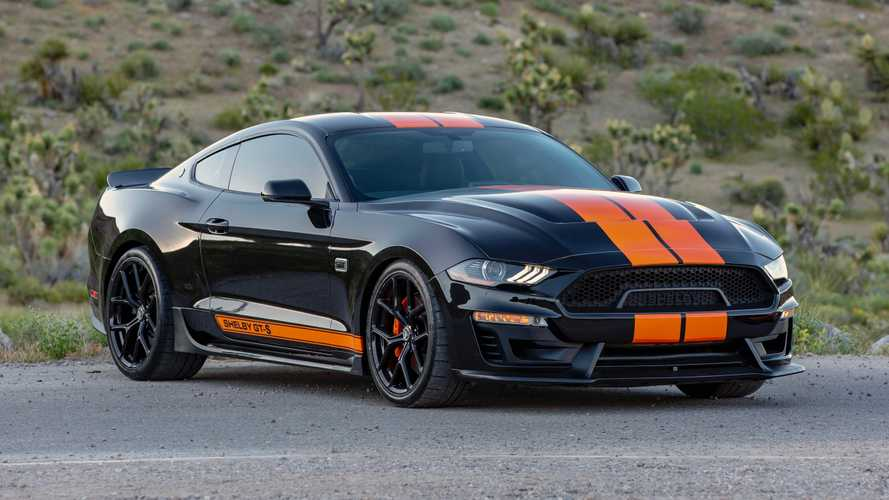 2019 Shelby GT-S Mustang Sixt