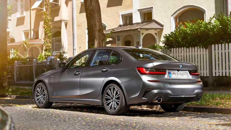 BMW Group Plug-In EV Car Sales Finally Grow In September 2019