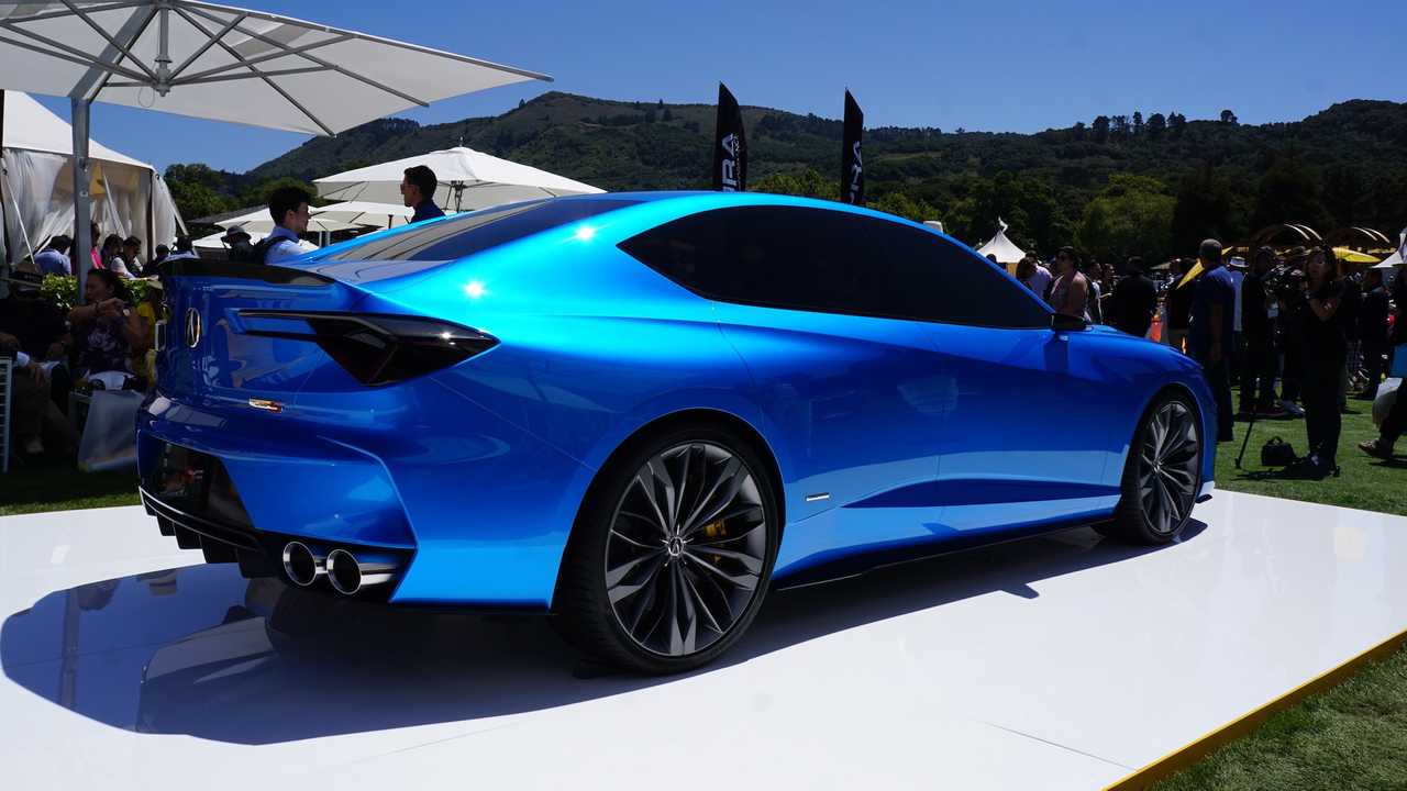 acura type s concept live at pebble beach 6 of 52  motor1
