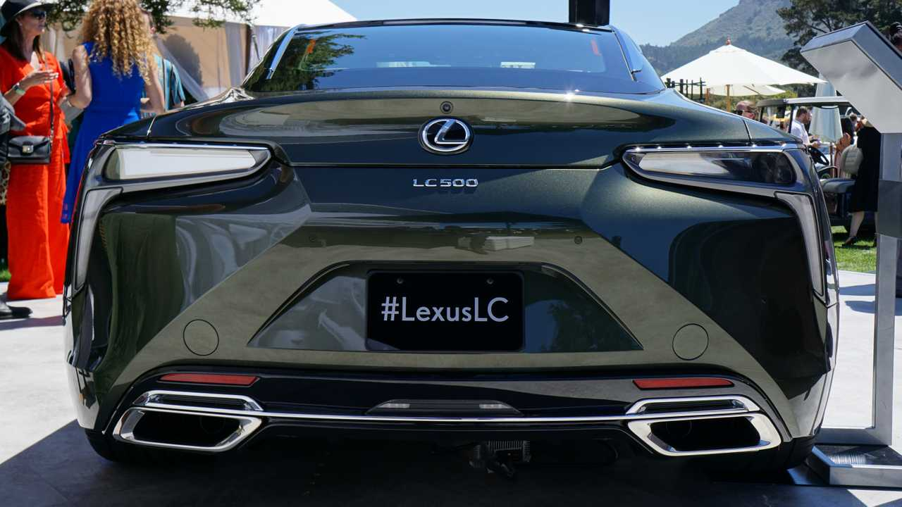 2020 Lexus Lc Inspiration Series Has Us Green With Envy Update