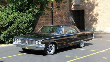 1965 chrysler newport is a slick daily driver