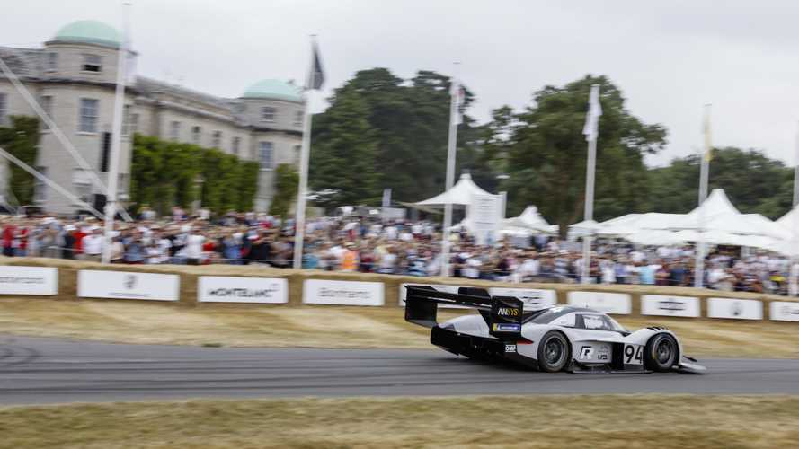 Volkswagen I.D. R Returns To Goodwood With Special Sprint Version