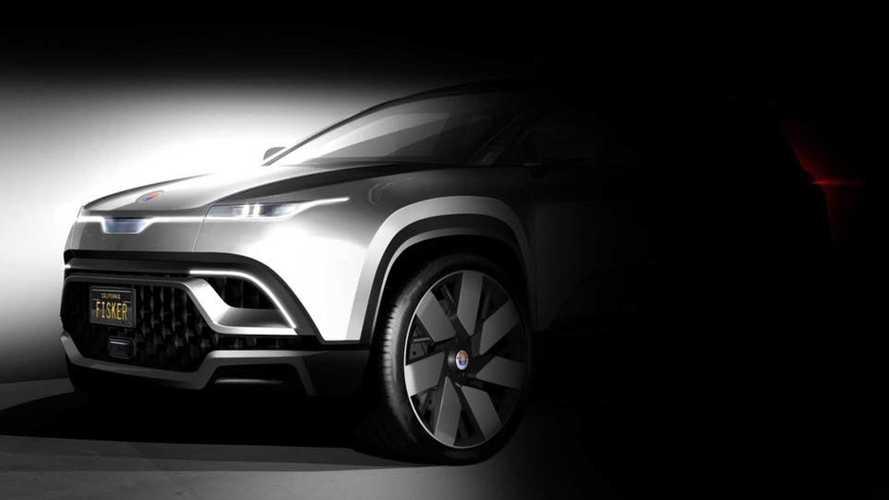 Fisker présentera son prototype de SUV électrique en janvier 2020