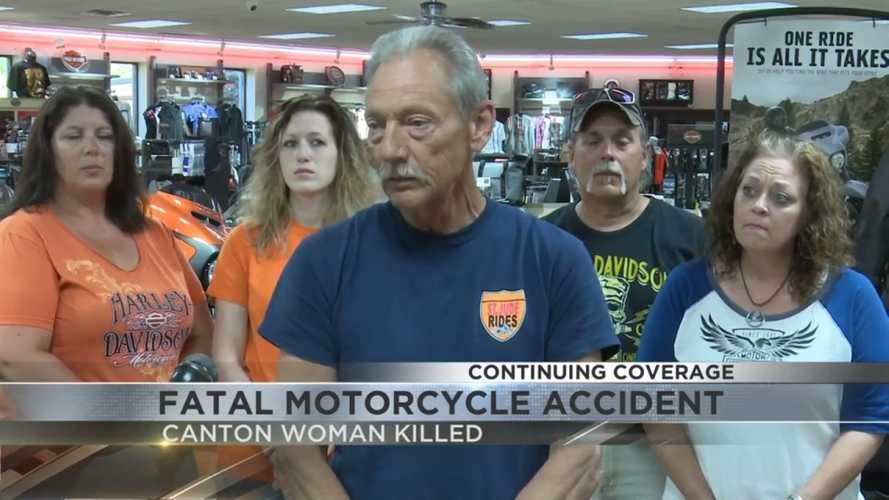 Grass Clippings Cause Deadly Motorcycle Crash
