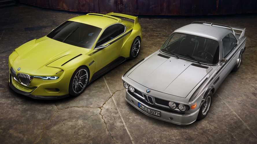 """A BMW """"szívesen"""" gyártásba küldené újragondolt klasszikusait, de nem fogja"""