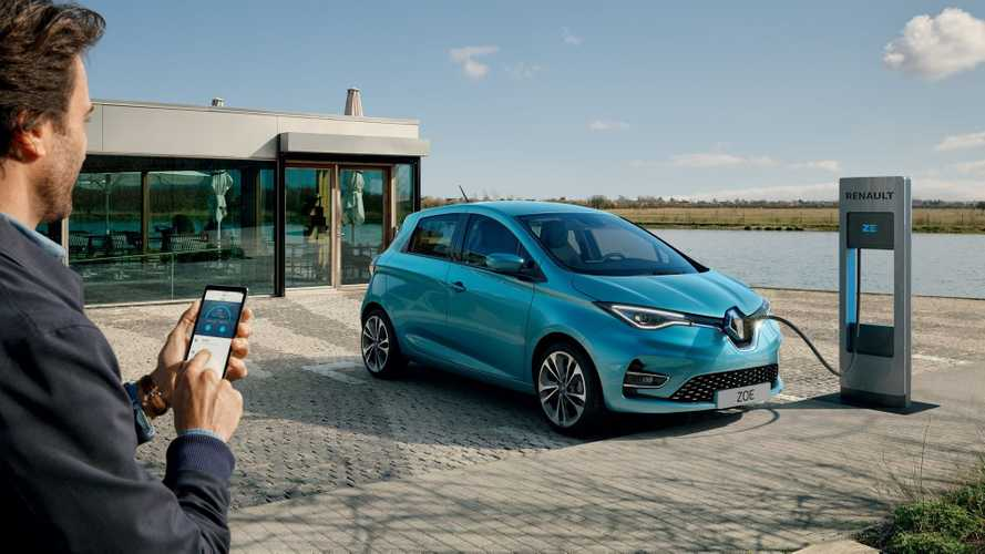Let's Check Out The Renault ZOE DC Fast Charging Capabilities