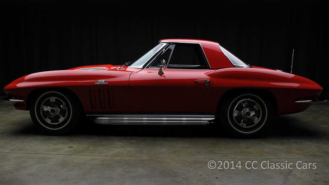Could This 1966 Corvette Be More Perfect?