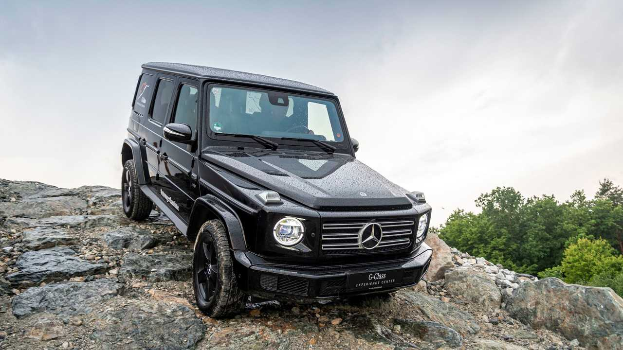 Mercedes Classe G >> Mercedes Amg G63 Celebrates 20th Anniversary With Cool Packages