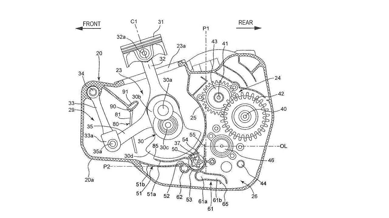 Suzuki Single Patent 1