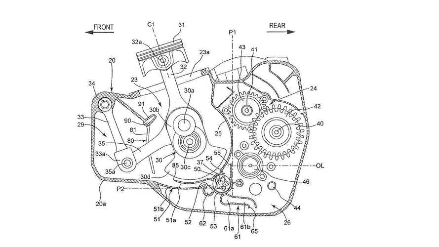 Finding A Balance: Suzuki Patents New Counter-Balanced Single