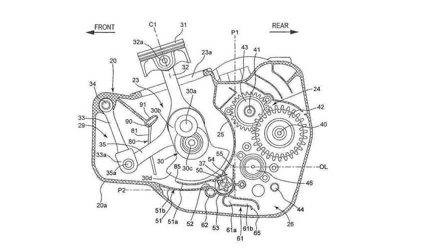 Suzuki Single Patent