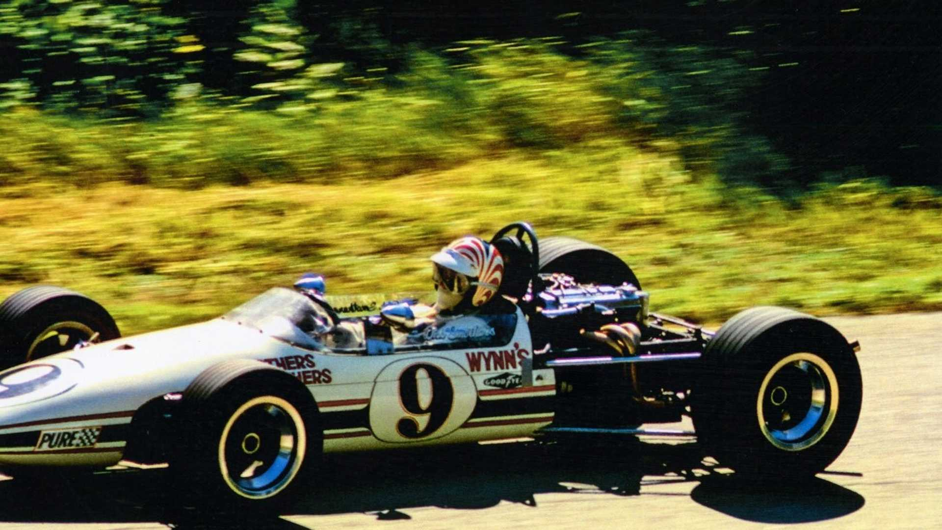 """[""""You Can Own Now This Race-Ready 1967 Brabham BT-21""""]"""
