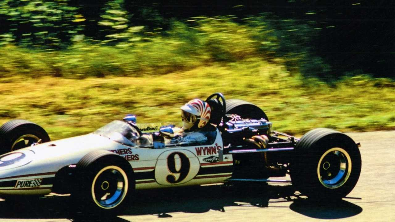 You Can Own Now This Race-Ready 1967 Brabham BT-21
