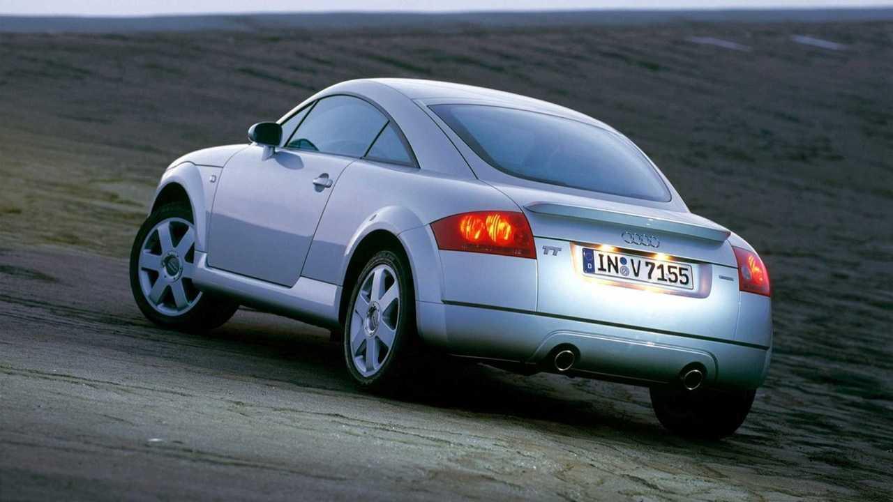 Audi TT (1988)