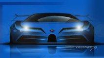 Рендеры Bugatti EB110 Tribute