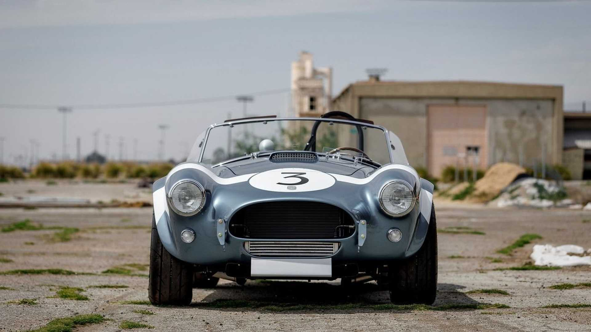 "[""Buy This 1964 Shelby Cobra Bondurant, Get A Free Track Day""]"