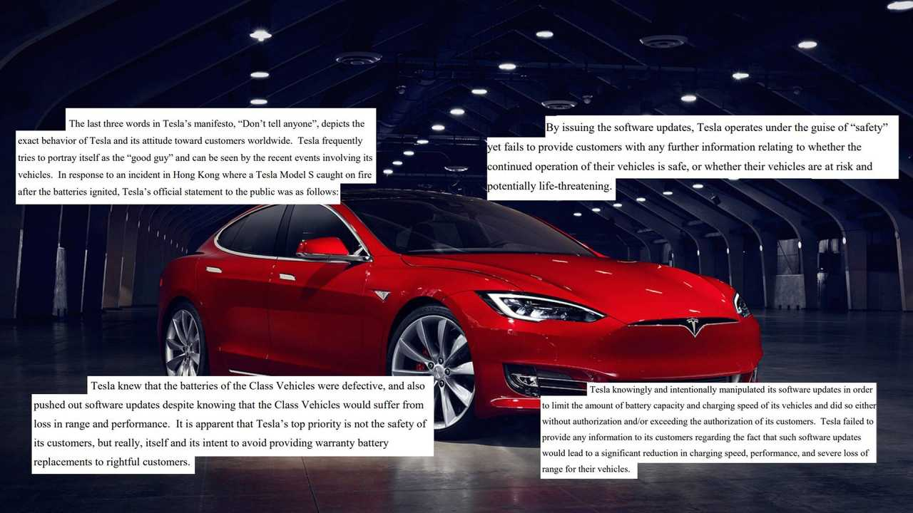 Know What Unhappy Client Accuses Tesla Model S and X's Update Of Doing