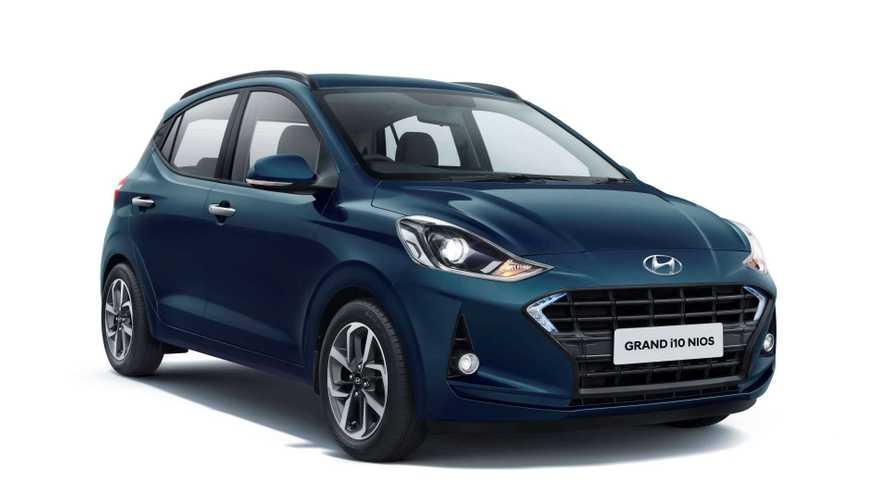 """Hyundai Grand i10 Nios é o """"mini-HB20"""" para os indianos"""