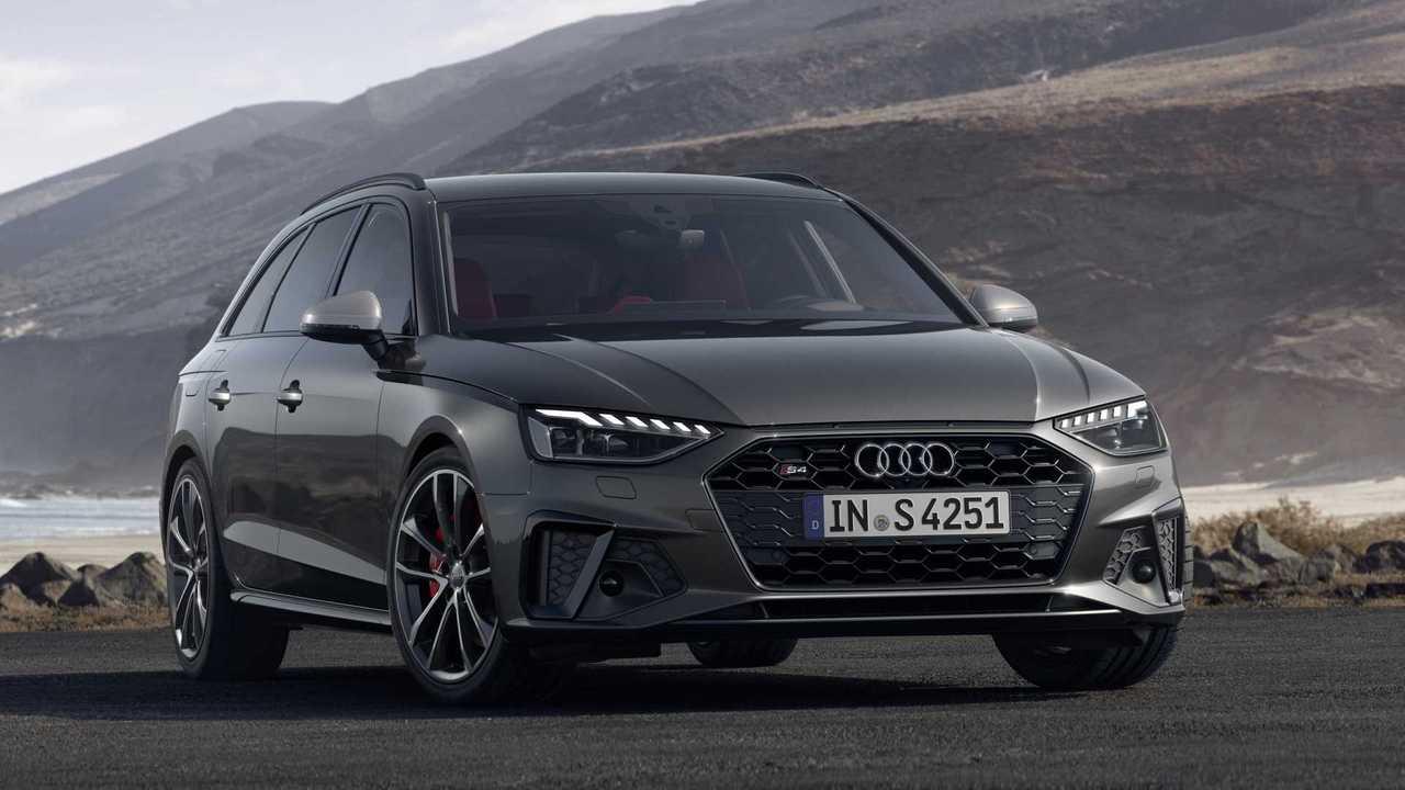 Audi S4 Avant TDI (2019)