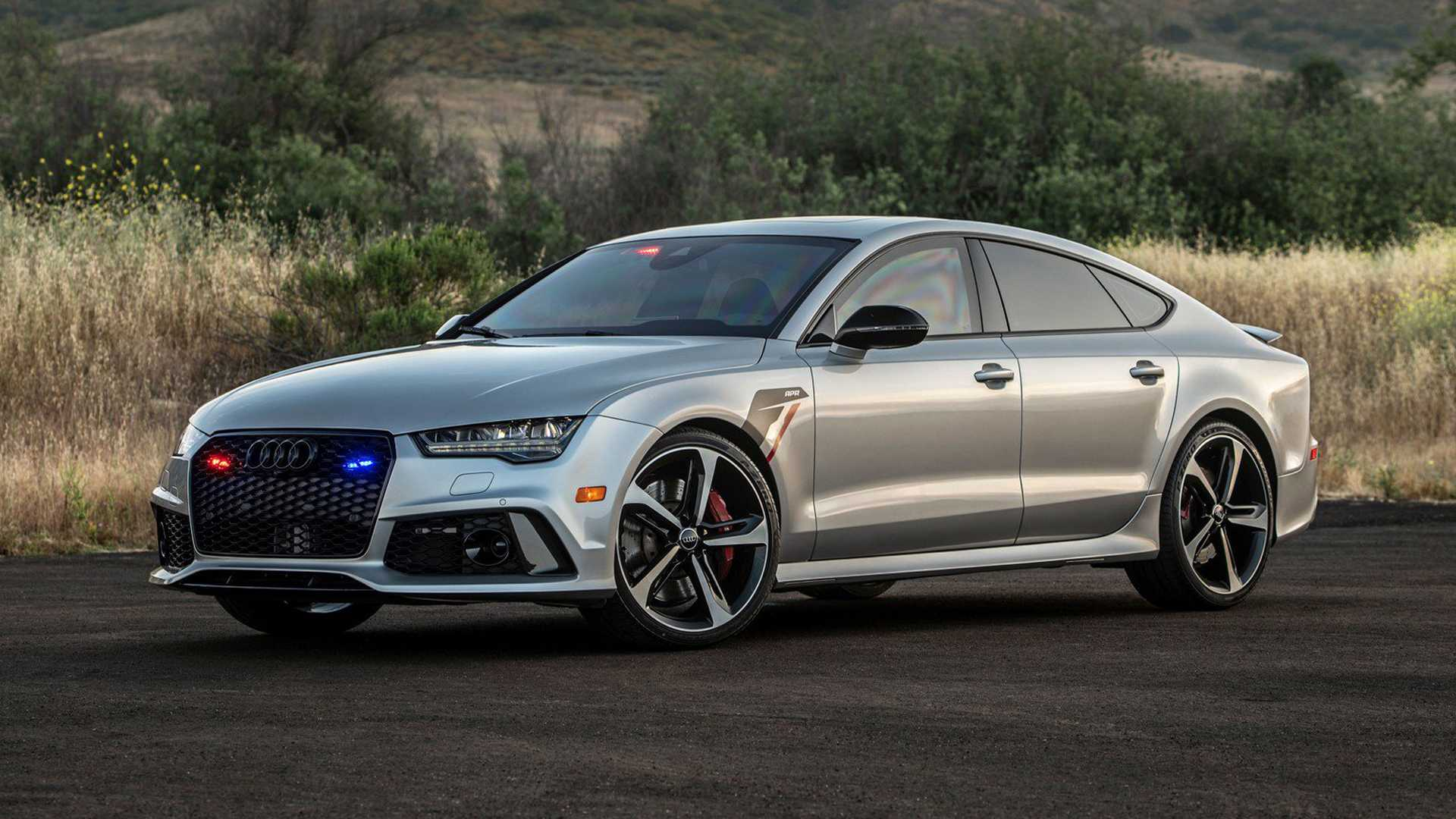 8f2509dfa World's fastest armoured car is this 202-mph Audi RS7 Sportback
