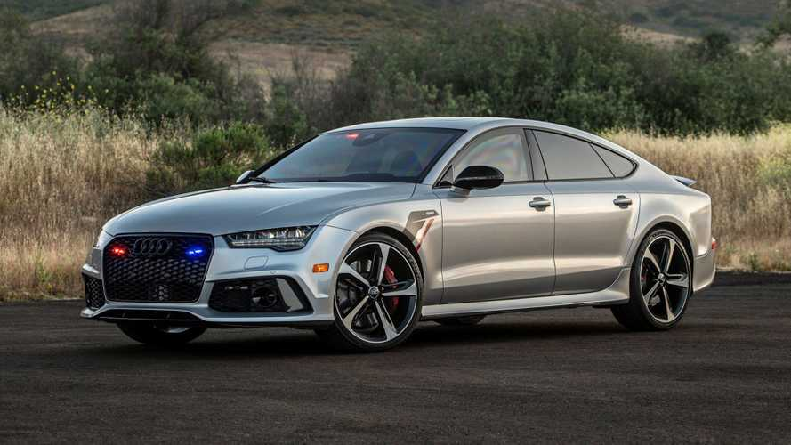 World's Fastest Armored Car Is This 202-MPH Audi RS7 Sportback