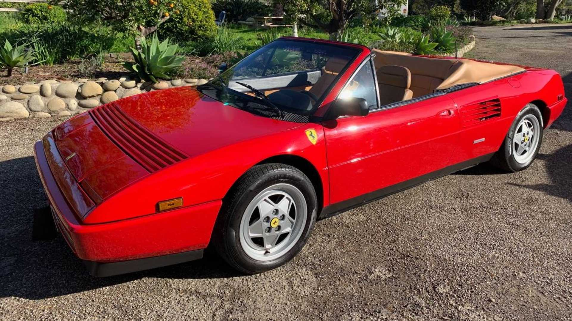 The Mondial Is The Cheapest Way Into Classic Ferrari Ownership