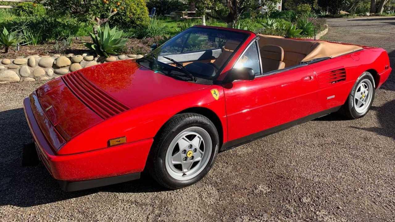 CFS: 1990 Ferrari Mondial T