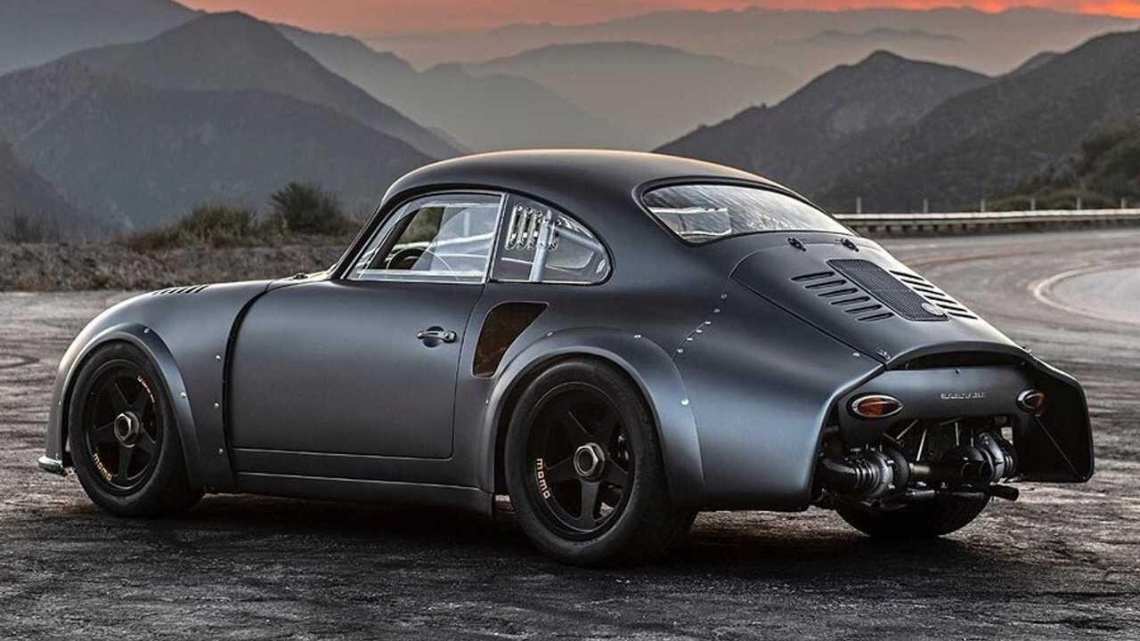 Porsche 356 RSR par Emory Motorsports