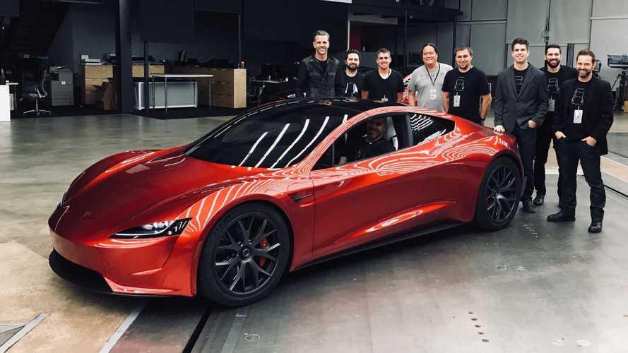 Elon Musk, yeni Tesla Roadster'ın rekor kıracağından emin