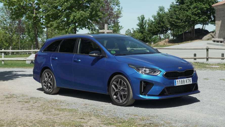 ¿Qué coche comprar? KIA Ceed Tourer 2019