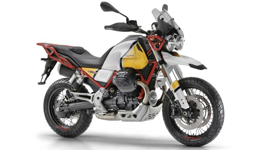 Recall: Moto Guzzi Issues Two Recalls On The V85 TT