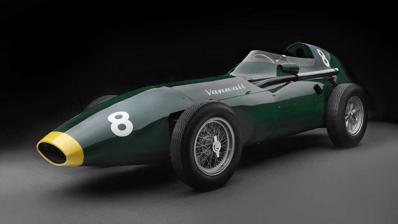 Legendary Vanwall name reborn with continuation model announcement