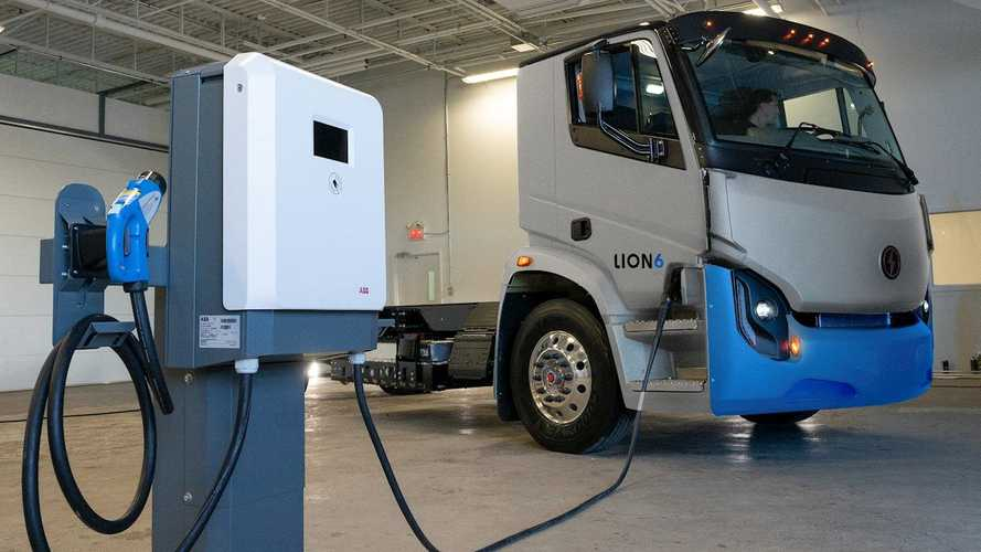 Lion Electric To Offer ABB's Charging Infrastructure
