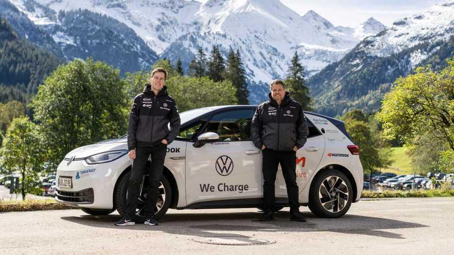 Volkswagen ID.3, parte la maratona di 20.000 km