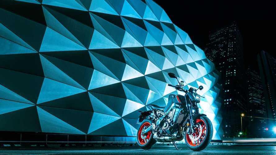 Yamaha MT-09 2021, ecco il prezzo della hypernaked